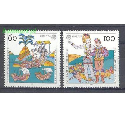Niemcy 1992 Mi 1608-1609 Czyste **