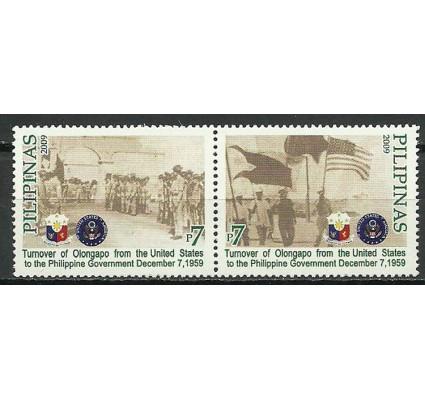 Znaczek Filipiny 2009 Mi 4315-4316 Czyste **