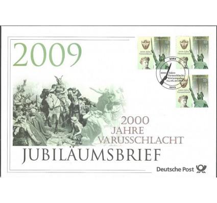 Znaczek Niemcy 2009 Mi 2738 FDC