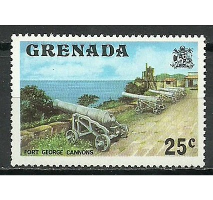 Znaczek Grenada 1975 Mi 622 Czyste **