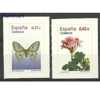 Znaczek Hiszpania 2009 Mi 4427-4428 Czyste **
