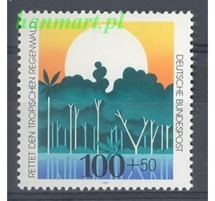 Niemcy 1992 Mi 1615 Czyste **