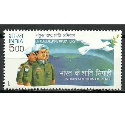 Znaczek Indie 2004 Mi 2053 Czyste **