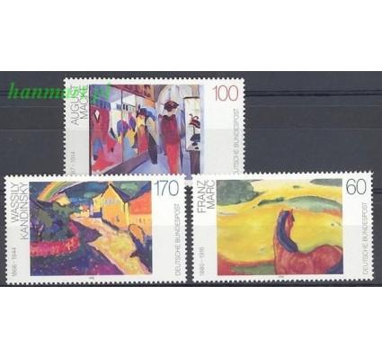 Niemcy 1992 Mi 1617-1619 Czyste **