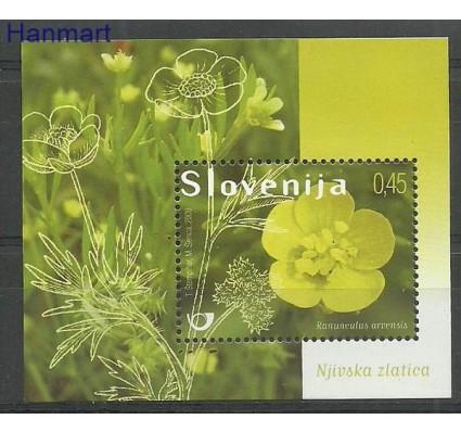 Znaczek Słowenia 2009 Mi bl42 Czyste **