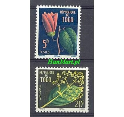 Znaczek Togo 1959 Mi 266-267 Czyste **