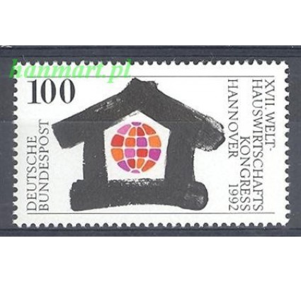 Znaczek Niemcy 1992 Mi 1620 Czyste **