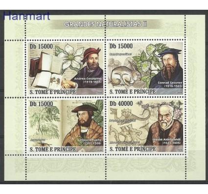 Znaczek Wyspy Św. Tomasza i Książęca 2008 Mi 3389-3392 Czyste **
