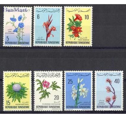 Znaczek Tunezja 1969 Mi 715-721 Czyste **