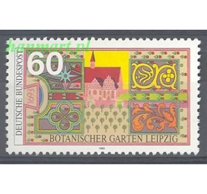 Niemcy 1992 Mi 1622 Czyste **