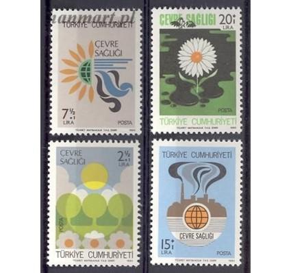 Znaczek Turcja 1980 Mi 2513-2516 Czyste **