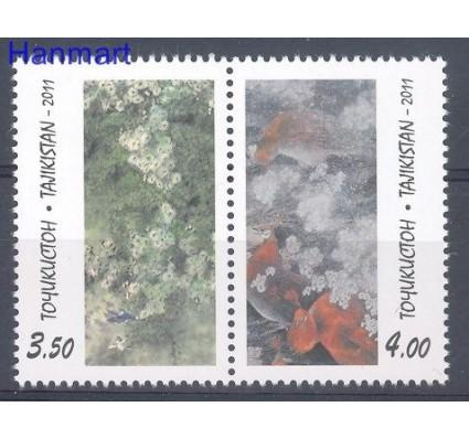 Znaczek Tadżykistan 2011 Mi 577-578 Czyste **