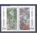 Tadżykistan 2011 Mi 577-578 Czyste **