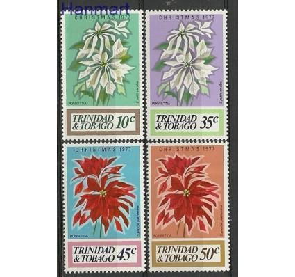 Znaczek Trynidad i Tobago 1977 Mi 358-361 Czyste **