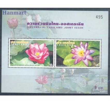 Znaczek Tajlandia 2002 Mi bl 160 Czyste **
