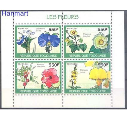 Znaczek Togo 2010 Mi 3389-3392 Czyste **