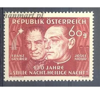 Znaczek Austria 1948 Mi 928 Czyste **