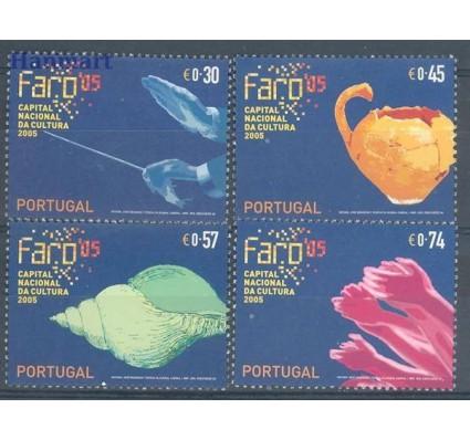 Znaczek Portugalia 2005 Mi 2964-2967 Czyste **