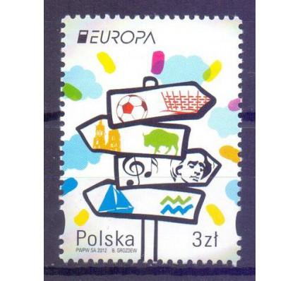 Znaczek Polska 2012 Mi 4564 Fi 4414 Czyste **