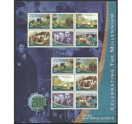 Znaczek Irlandia 2000 Mi ark 1206-1211 Czyste **