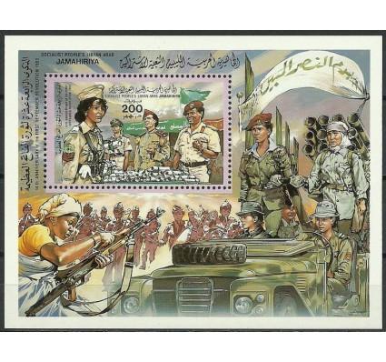 Znaczek Libia 1983 Mi b l78 Czyste **