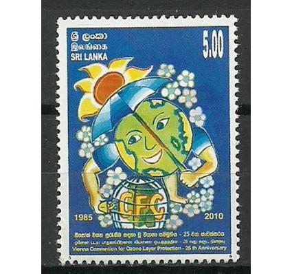 Znaczek Sri Lanka 2010 Mi 1805 Czyste **