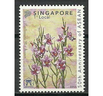Znaczek Singapur 2017 Mi 2446 Czyste **