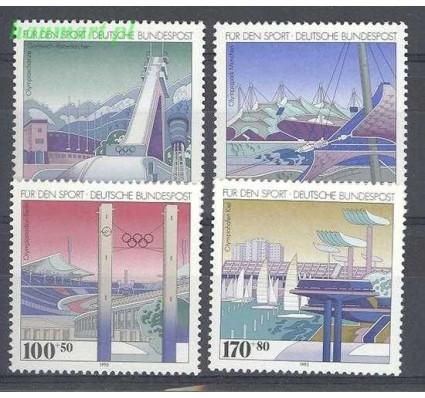 Niemcy 1993 Mi 1650-1653 Czyste **