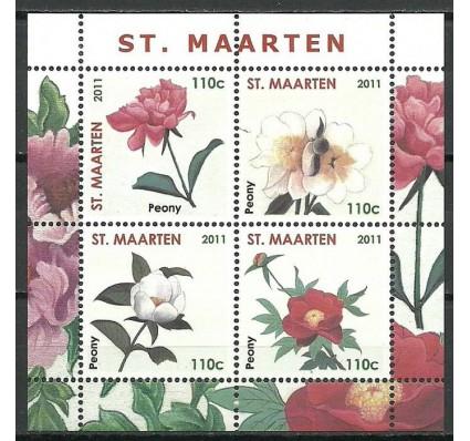 Znaczek Saint Maarten 2011 Mi ark 8-11 Czyste **
