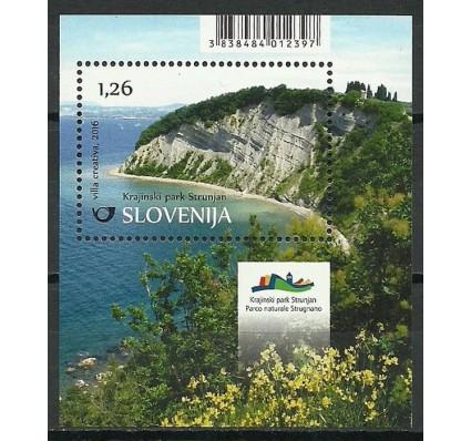 Znaczek Słowenia 2016 Mi bl 92 Czyste **