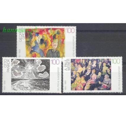 Niemcy 1993 Mi 1656-1658 Czyste **