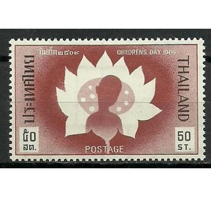 Znaczek Tajlandia 1966 Mi 456 Czyste **