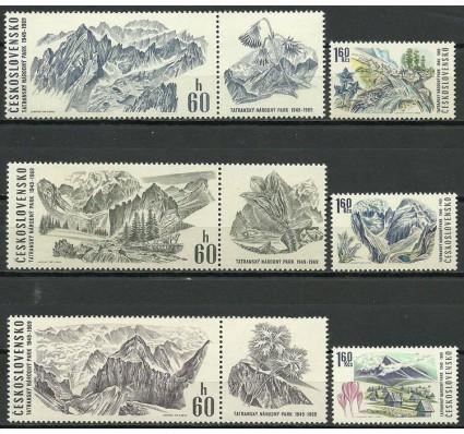Znaczek Czechosłowacja 1969 Mi zf 1892-1897 Czyste **