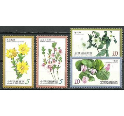 Znaczek Tajwan 2011 Mi 3579-3582 Czyste **