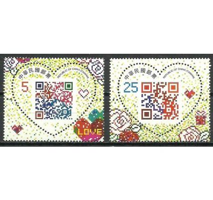 Znaczek Tajwan 2011 Mi 3567-3568 Czyste **