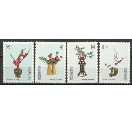 Znaczek Tajwan 1986 Mi 1665-1668 Czyste **
