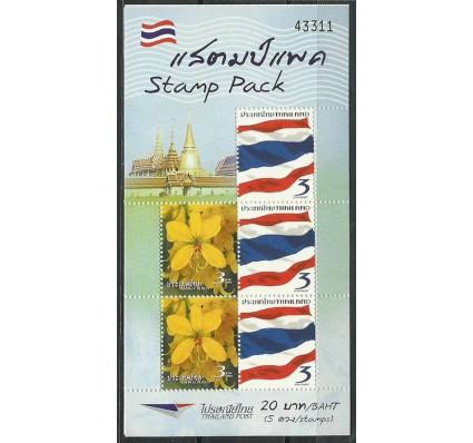 Znaczek Tajlandia 2010 Mi ark 2940-2941 Czyste **