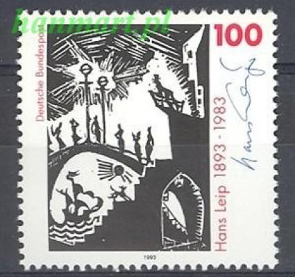 Niemcy 1993 Mi 1694 Czyste **
