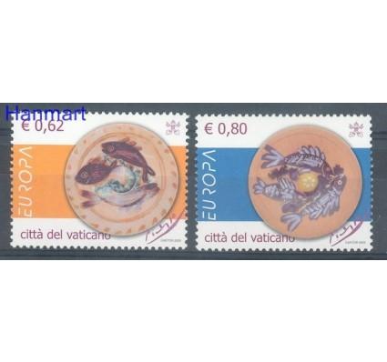 Znaczek Watykan 2005 Mi 1521-1522 Czyste **