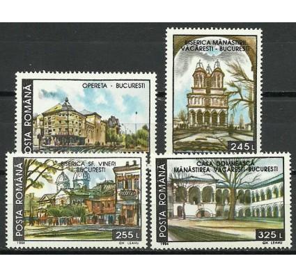 Znaczek Rumunia 1994 Mi 4950-4953 Czyste **