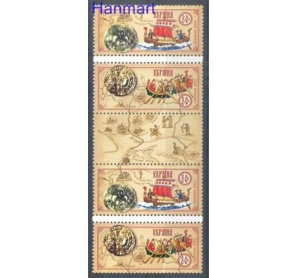 Znaczek Ukraina 2003 Mi 598-599 Czyste **