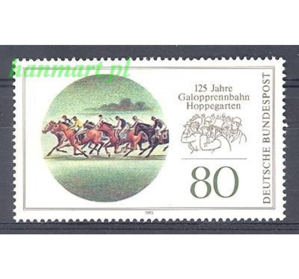 Niemcy 1993 Mi 1677 Czyste **