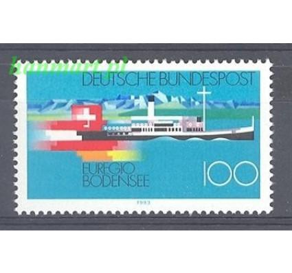 Niemcy 1993 Mi 1678 Czyste **