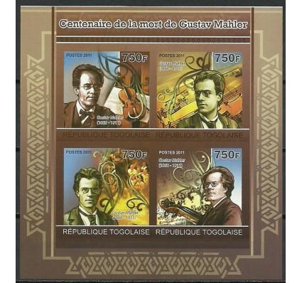 Znaczek Togo 2011 Mi ark 3909-3912B Czyste **