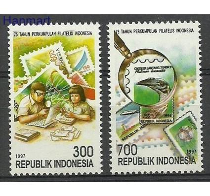 Znaczek Indonezja 1997 Mi 1689-1690 Czyste **