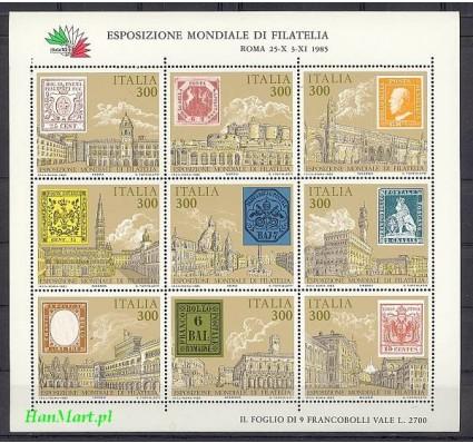 Znaczek Włochy 1985 Mi ark 1945-1953 Czyste **