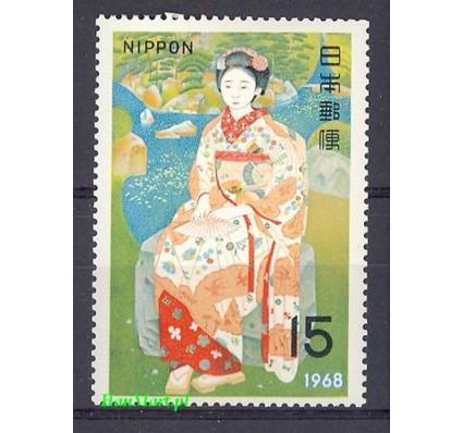 Znaczek Japonia 1968 Mi 992 Czyste **
