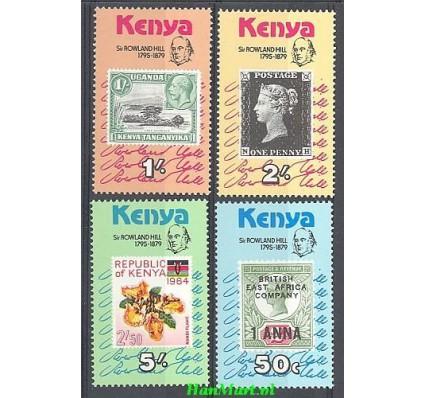 Znaczek Kenia 1979 Mi 152-155 Czyste **