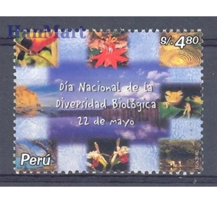 Znaczek Peru 2004 Mi 1894 Czyste **