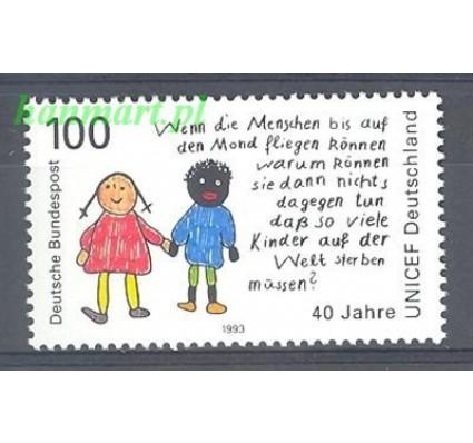 Niemcy 1993 Mi 1682 Czyste **